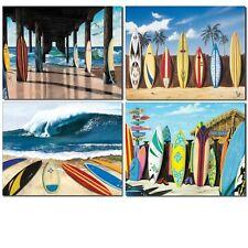Surfboard Tin Sign Bundle - Westmoreland Pier Group, Westmoreland Starting Li.