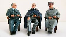 King and Country DD106 - The Big Three - Churchill, Stalin, Roosevelt - Boxed