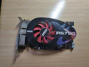 MSI ATI RADEON HD5750 R5750-MD1G PCI-E 1GB GDDR5