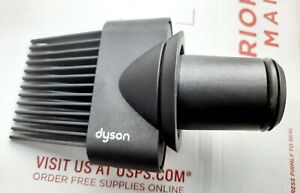 Dyson Supersonic Wide Tooth Comb attachment (IRON/GRAY) NIB Free ship gift art!