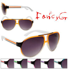 Fashion Sunglasses Unisex Super Cool Style UV 400 Protection x 12 Assorted