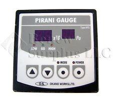 Okano Works Pirani Gauge APG-202N32 Vacuum Gauge