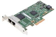 Dell / Intel I350-T2 DualPort Gigabit Netzwerkkarte // Low Profile // 0XP0NY