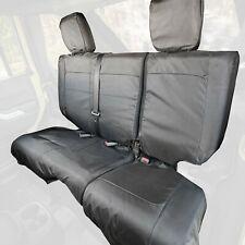2011-2018 Jeep Wrangler JKU Ballistic Rear Seat Cover 4 Door 13266.08