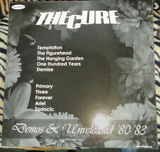 """THE CURE FOREVER LP MADE IN NORWAY 12"""" VINYL LINDUS RECORDS"""