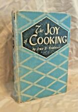 The Joy Of Cooking 1943 WWII Wartime Edition - Irma S. Rombauer, Hardcover