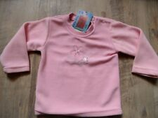 TOM KID´s schönes Sweatshirt rosa Gr. 2 J / 86 NEU ST817