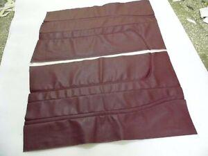 1979-1983 Datsun 280ZX Replacement Leather Replacement Door Panel Trim