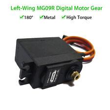 Digital 180° High Torque Metal Gear RC Helicopter Car Boat Model Servo Motor UK