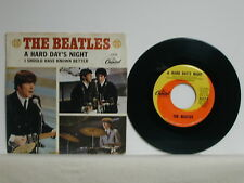 """The Beatles - A Hard Day's Night, Capitol 5222, 1964 7"""" 45 rpm"""