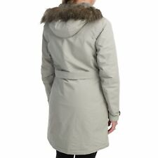 Columbia Women Winter Hooded Long Parka Jacket Coat Size S New