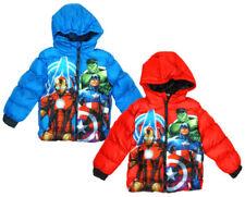 Manteaux, vestes et tenues de neige avec capuche en polyester pour garçon de 10 ans