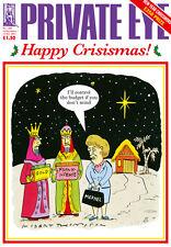 PRIVATE EYE 1304 - 23 Dec 2011 - 12 Jan 2012 - Angela Merkel - Happy Chrisismas!