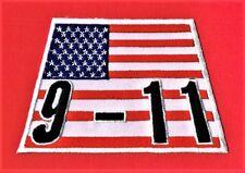 WASHINGTON CAPITALS 9-11 MEMORIAL 2001-02 NHL UNIFORM PATCH