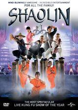 Shaolin DVD *NEW & SEALED*