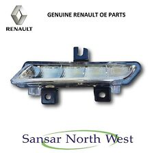NEW Genuine Renault Clio IV- Passenger LEFT Front Daytime running Lamp Light DRL
