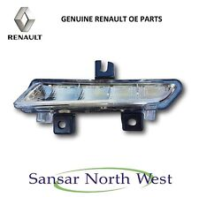 Genuine Renault Clio IV- Passenger LEFT Front Daytime running Lamp Light DRL LED