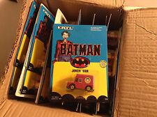 Joker Van (Batman 1989) Ertl Diecast Metal Voiture 1/64