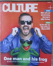 Ricky Gervais – Muppets Most Wanted - Culture magazine – 23 March 2014