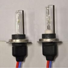 COPPIA LAMPADE FARI XENON H7 CORTE H7C 6000 K RICAMBI