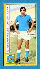 CALCIATORI PANINI 1969-70 - Figurina-Sticker - MONTEFUSCO - NAPOLI -Rec
