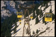061064 Chairlifts St Anton Austria A4 Photo Print