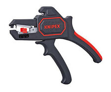 Knipex 12 62 180 Automatic Insulation Stripper (1262180)