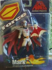 BATTLE OF THE PLANETS G FORCE ACTION FIGURES
