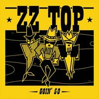 ZZ Top - Goin' 50 [CD] Sent Sameday*