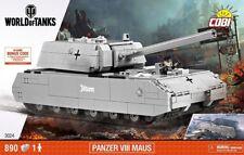 COBI Panzer VIII Maus / 3024 / 890  World of Tanks  WWII German tank