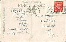 A Bridge. 51 Hill Close, Chislehurst, Kent 1938    QS.1106