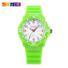 children wristwatch students quartz watch fresh jelly color 50m waterproof A79B