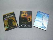 DVD Movie Lot The Day After Tomorrow, National Treasure, Remember the Titans