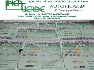 Cable Opening Bonnet Fiat Uno all Models