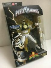 Mighty Morphin Power Rangers White Ranger Legacy Collection Bandai 2016