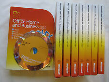 Microsoft Office 2010 Home and Business versión comercial completa T5D-00295