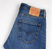 Levi's Strauss & Co Hommes 501 Jeans Jambe Droite Taille W34 L32 AKZ374
