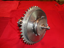 Antique Harley Thor Rear Hub with Chain Drive Freewheel Clutch