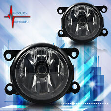 2012 2013 2014 2015 Subaru Impreza XV Crosstrek Fog Light Clear Wiring Kit PAIR