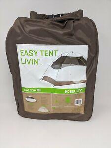 Kelty Salida 4 person tent 3 season