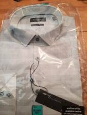 16.5 COLLAR 44 CHEST AUTOGRAPH MENS SHORT MARKS AND SPENCER