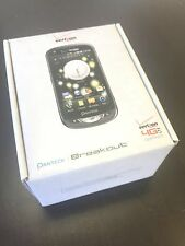 BRAND NEW Pantech Breakout - 4G LTE Black (Verizon) Pageplus Smartphone