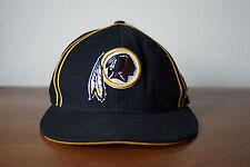 Washington Redskins Reebok Hat Cap Black One Size