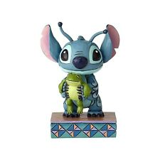 Disney Traditions - Stitch with Frog Personality Pose Jim Shore Figurine 4059741