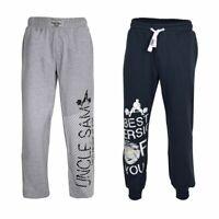 UNCLE SAM Jogginghose Herren Bodyhose Sporthose  verschiedene Styles