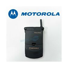 Phone Mobile Phone Motorola Startac 338 Black Black Second Hand Perfect Gsm 1996