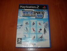 WINTER SPORTS 2008 PS2 (PAL ESPAÑA PRECINTADO)