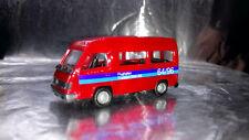 * Herpa Mercedes Benz 100D Bus Raised Roof Flughafen Frankfurt 043014 1:87 Scale