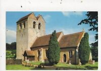 St Bartholomew Church Fingest Buckinghamshire Postcard 769a