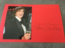 IHRE DURCHLAUCHT FÜRSTIN GLORIA VON THURN & TAXIS - handsigniertes Autogramm